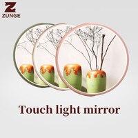 Зеркало с подсветкой современные смарт Сенсорный настенный светильник P720 для ванной спальня