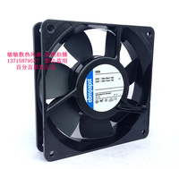 Free Shippingebmpapst 12CM 12025 230V TYP9956 120 120 25MM High Quality Metal Enclosure AC Cooling Fan
