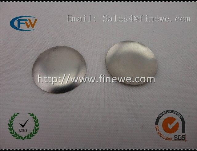 Custom Spring sheet 301 stainless steel plate spring, metal dome springs
