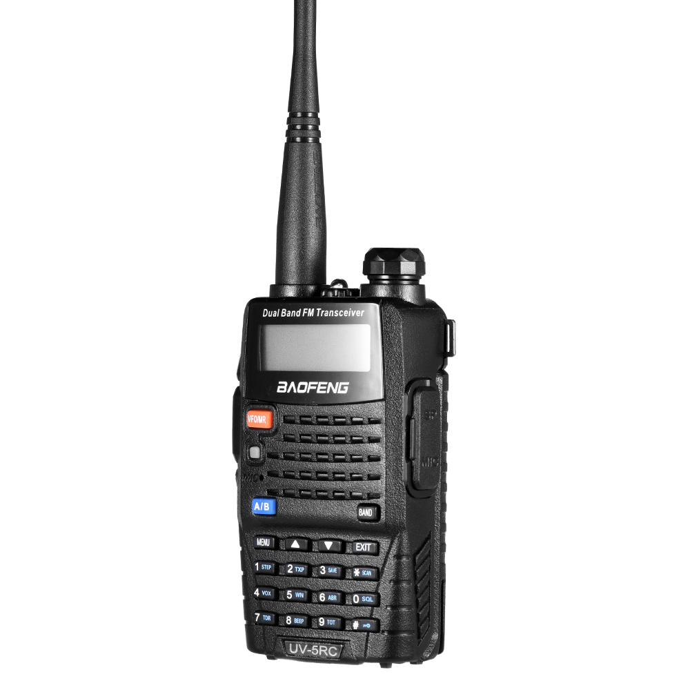 Image 2 - Baofeng UV 5RC Walkie Talkie Dual Double Band Ham VHF UHF Radio Station Transceiver Boafeng Communicator Walkie Talkie Handheld-in Walkie Talkie from Cellphones & Telecommunications
