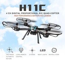 Jjrc h11c дронов с камерой hd 1100 мАч батареи hexacopter профессиональных дронов дрон rc quadcopter летать вертолет вертолет