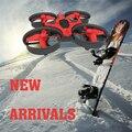 Mini Headless Modo Zangão Helicóptero RC 2.4 GHz 4CH Zangão UFO 360 graus capotamento quadcopter um retorno chave toys para kds NH010