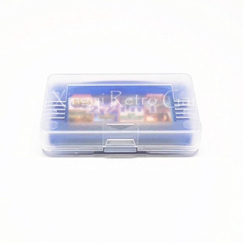 Todo en 1 colección 32 bit video game cartucho tarjeta por ejemplo en serie