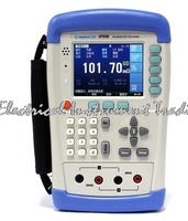 Fast arrival Applent AT518 Portable DC Milliohm Resistance Meter Tester  10 Micro~20M Ohm  Low Ohm Meter Micro Ohm Meter