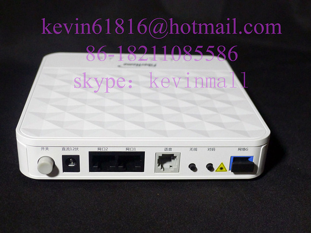 US $39 0  AN5506 02 FG GPON ONU optical network unit apply to FTTH FTTO  modems, 2 internet ports+1 phone port, AN5506 02FG-in Fiber Optic  Equipments