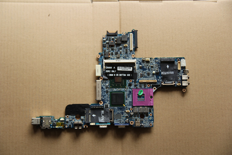 CN 0DT781 0DT781 DT781 For DELL Latitude D630 Laptop motherboard LA 3301P GM965 DDR2 fully tested