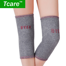 Tcare 1pair Winter magnetic therapy Keep warm Knee Body Shaper Outdoor Knee Leg Warmer Keep Warm Leggings Kneepad Health Care