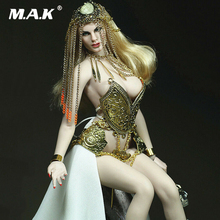 Phicen 1/6 Scale Sexy Female Soldier Figure Accessory Queen of Egypt Clothes Necklace Accessories for 12'' Action Figure Body стоимость