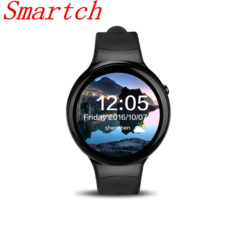 Smartch I4 Smart Watch 1GB RAM 16GB ROM Android 5.1 Heart Rate Bluetooth 4.0 WIFI 3G Smartwatch Phone Support Weather PK VS115 L цена