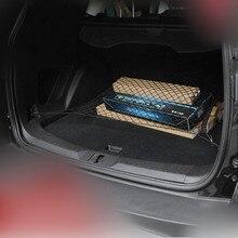 Elastischen Nylon Auto Hinten Trunk Cargo-speicher-organisator-net für Nissan Teana X-trail Qashqai Livina Sylphy Tiida Sunny märz Murano