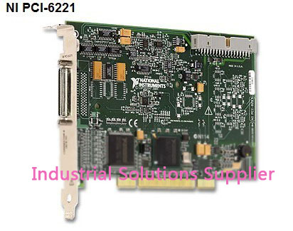 NI PCI-6221 16bit 250 kS s 16 analog input data DAQ card 100% Tested Good Quality original ni pci 6013 selling with good quality and professional