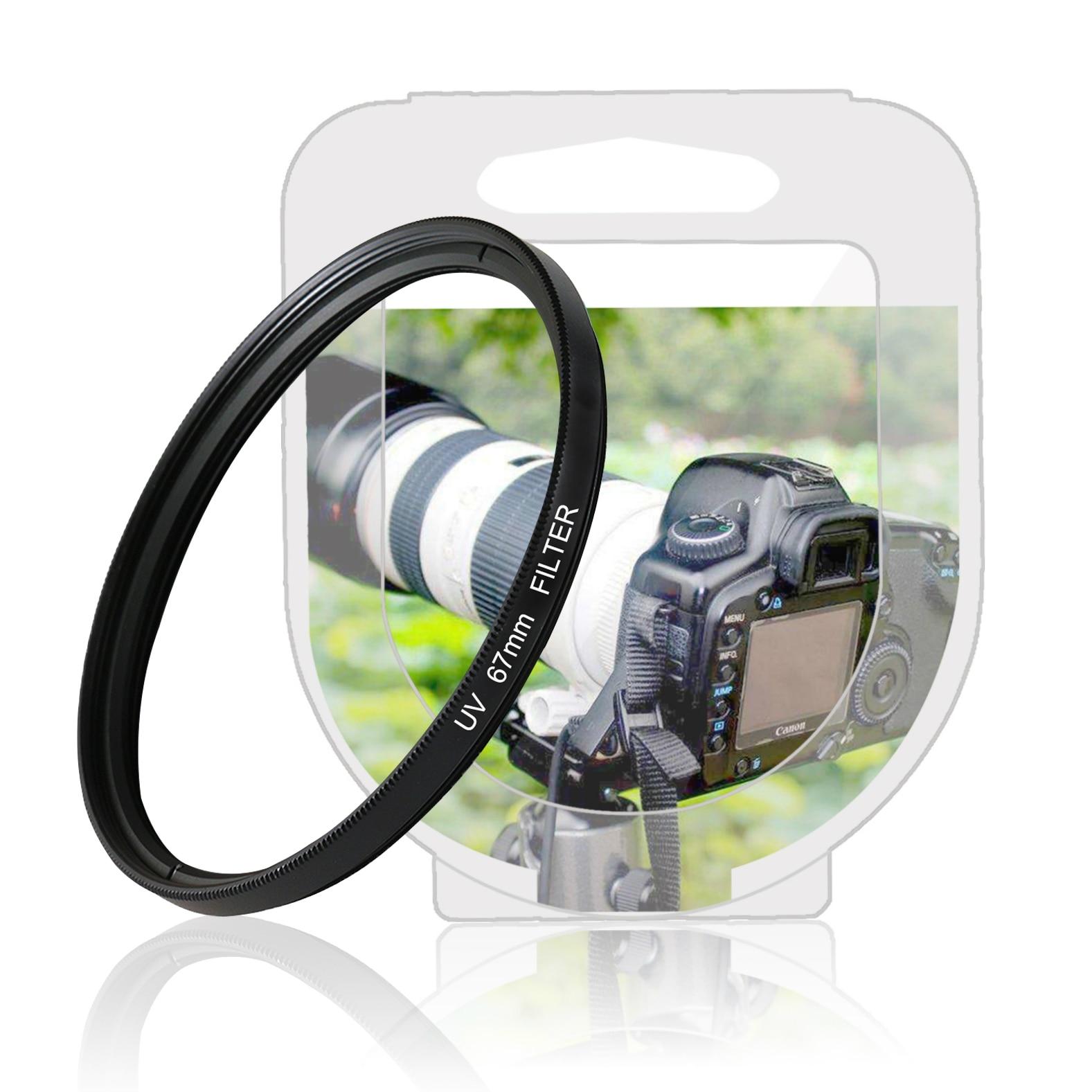 40,5 43 46 49 52 55 58 62 67 72 77 82 мм защитный цифровой УФ-фильтр для объектива для canon nikon DSLR SLR Камера с посылка