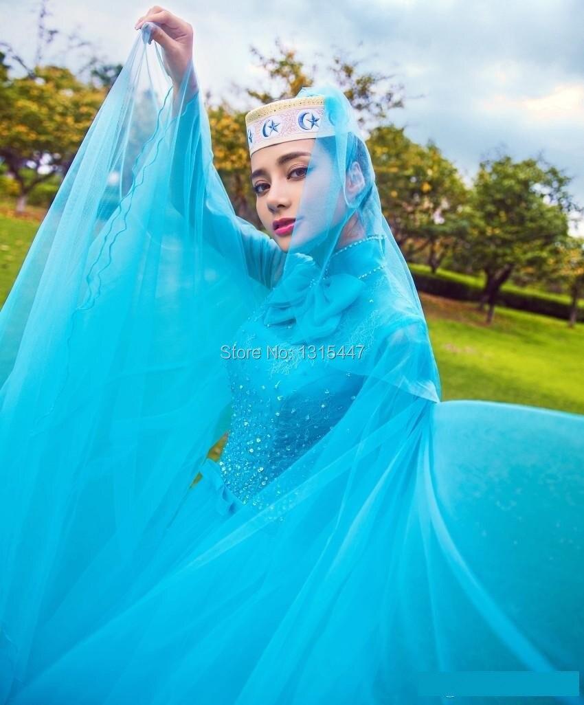 Beautiful Islamic Wedding Gowns Hijab Contemporary - Wedding Ideas ...