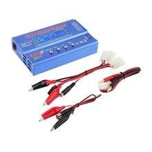 1Set iMAX B6 Lipo NiMh Li ion Ni Cd RC Battery Balance Digital Charger Discharger New