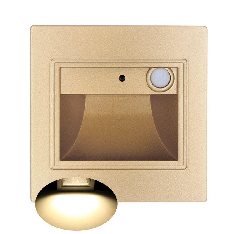 Lâmpadas de Parede de parede para escadas footlight Aplicação : Vestíbulo