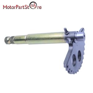 Шестерня вала стартера для GY6 150cc, детали шпиндель D10 для китайского скутера