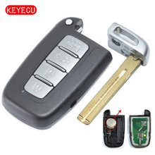 Keyecu Smart Prox Key 4 Button 315MHz ID46 Chip for Hyundai Equus Sonata Genesis 2009-2014 FCCID: SY5HMFNA04
