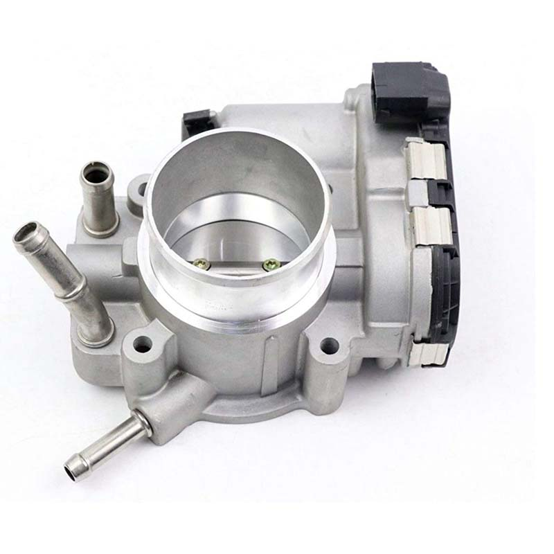 35100 2B150 New Genuine Throttle Body For Hyundai I30 KIA K2 Rio Bosch Kefico OEM 9590930008