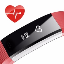 Makibes ID115 Plus HR Smart Band 0.96″ OLED Heart Rate Sports Wrist band Bracelet Call Reminder Multi-sport Fitness Tracker