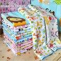 50x70 cm Infantil Del Bebé A Prueba de agua Orina Colchoneta Cama Animal Reutilizable Pañal Viajes Hogar Cubierta Burp Cambio Pad 13 estilo