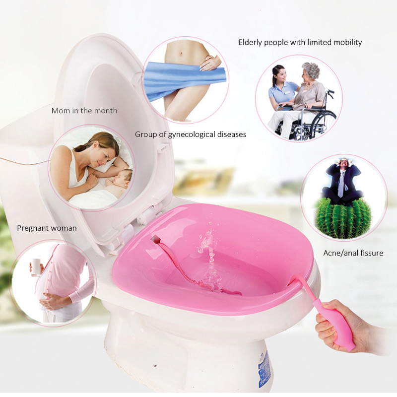 Image 5 - 1 PC medical Yoni steam seat steamer vagina douche chairs steaming kit vagina cleaning yoni care with steaming herbs inside-in Feminine Hygiene Product from Beauty & Health