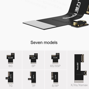 Image 2 - Ipower pro upgrade Liefern iPower MAX Test Kabel DC Power Control Test Kabel für iPhone 6G/6P /6 S/6SP/7G/7 P/8G/8 P/X XS XSMAX