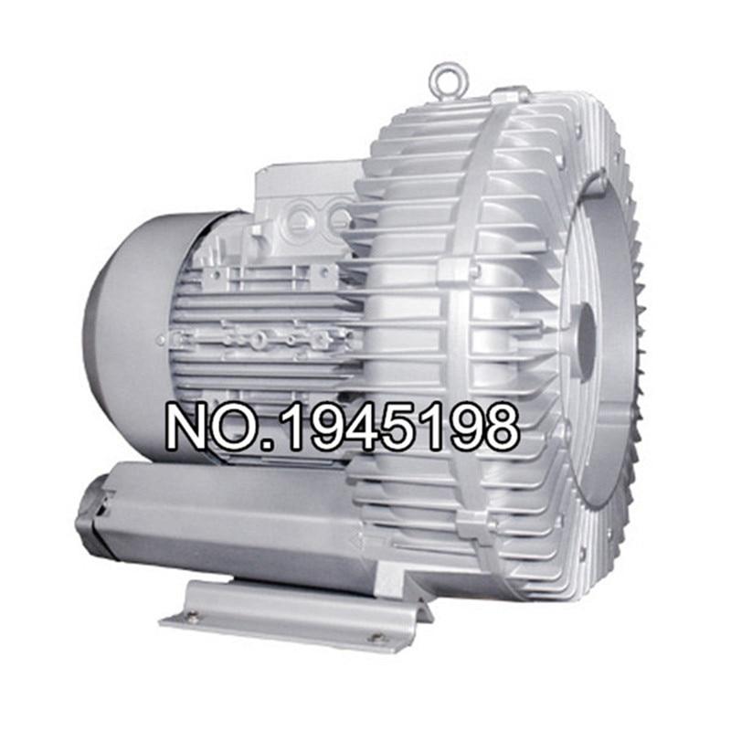 2RB810-7AH27 7.5KW -8.6KW industrial high pressure ring blower /air blower/ vacuum pump/pressure fan 15 2m3 h vacuum blower high pressure turbine blower industry air pump model hg 120