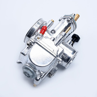 24mm PWK Cable Choke Carb Carburetor For Bike Motorcycle ATV Scooter Reliable AA