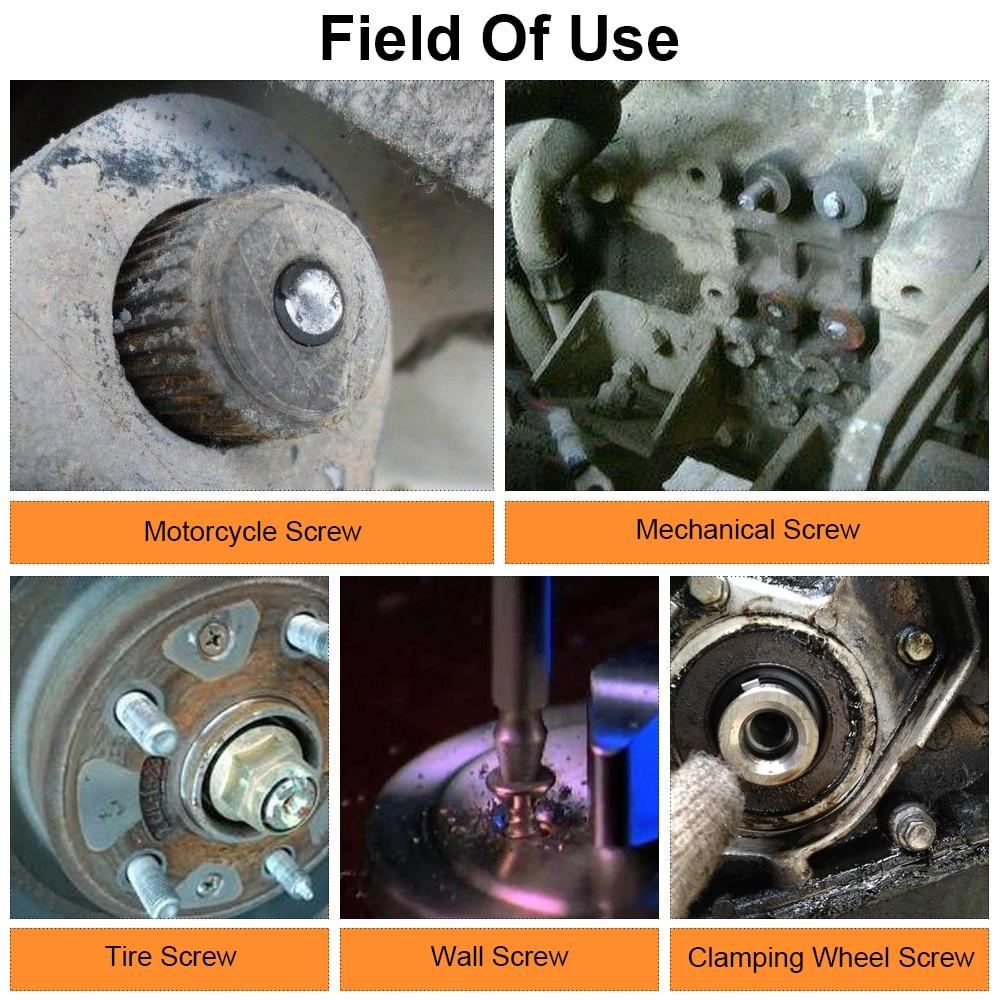 Tornillos JelBo Retire las herramientas de demolición Extractor de - Broca - foto 5