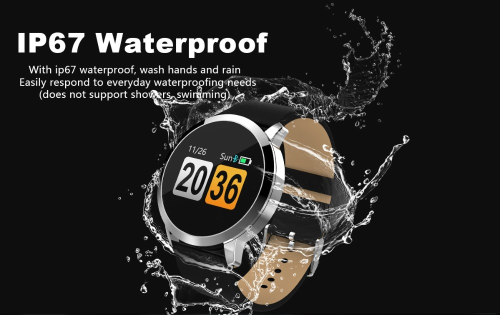 q8-1_05 Q8 Fitness Tracker femme montre intelligente