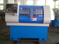 Machine tool cnc Lathe machine 2 Axis Spindle 2.2 Kw 1600 Rpm Turning 360Mm Herramientas Torno Metal Cnc Metal Lathe