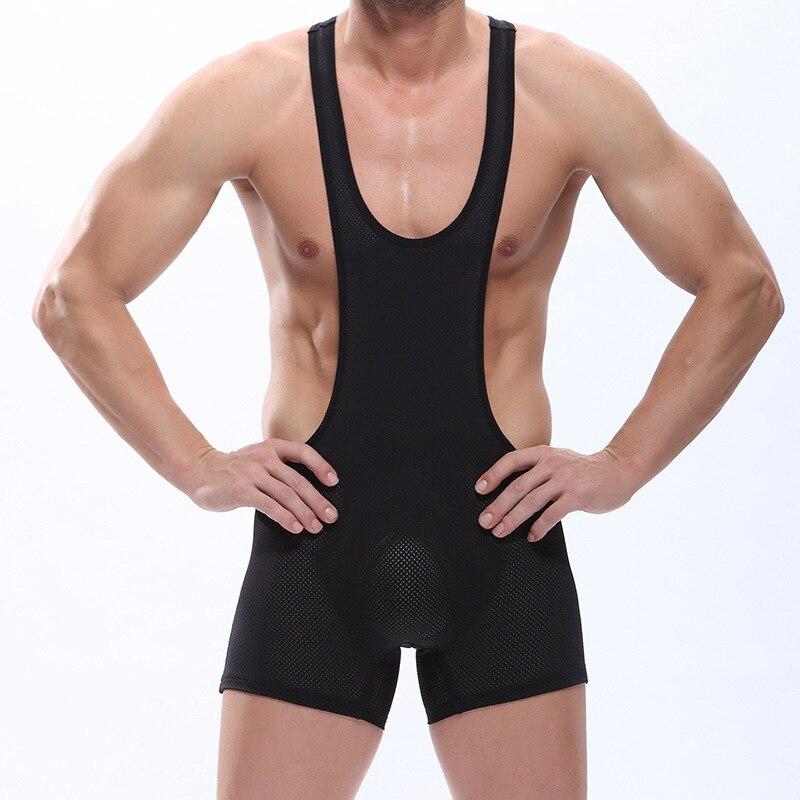Wrestling Naked Male