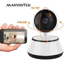Главная Безопасность IP камера wi fi беспроводной сетевая мини-камера товары теле и видеонаблюдения 720 P ночное видение CCTV видеоняни радионяни ИК