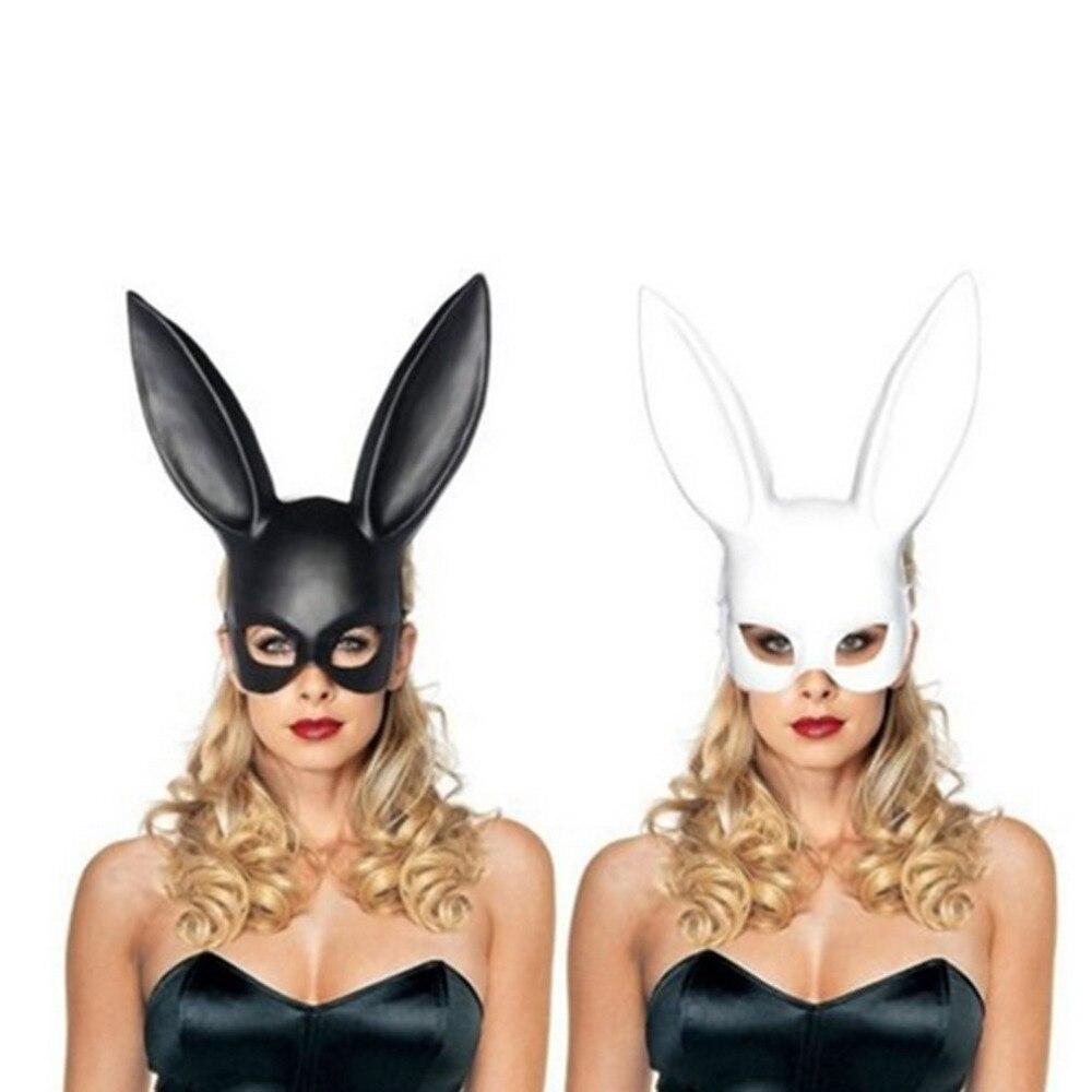 Popular Rabbit Mask Halloween-Buy Cheap Rabbit Mask Halloween lots ...