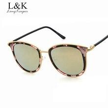 Venta caliente de La Manera Diseñador de la Marca Cordón de Gafas de Sol Del Ojo de Gato gafas de sol de Las Mujeres Femeninas Eyewares 2017 Nuevo Estilo de gafas de sol mujer