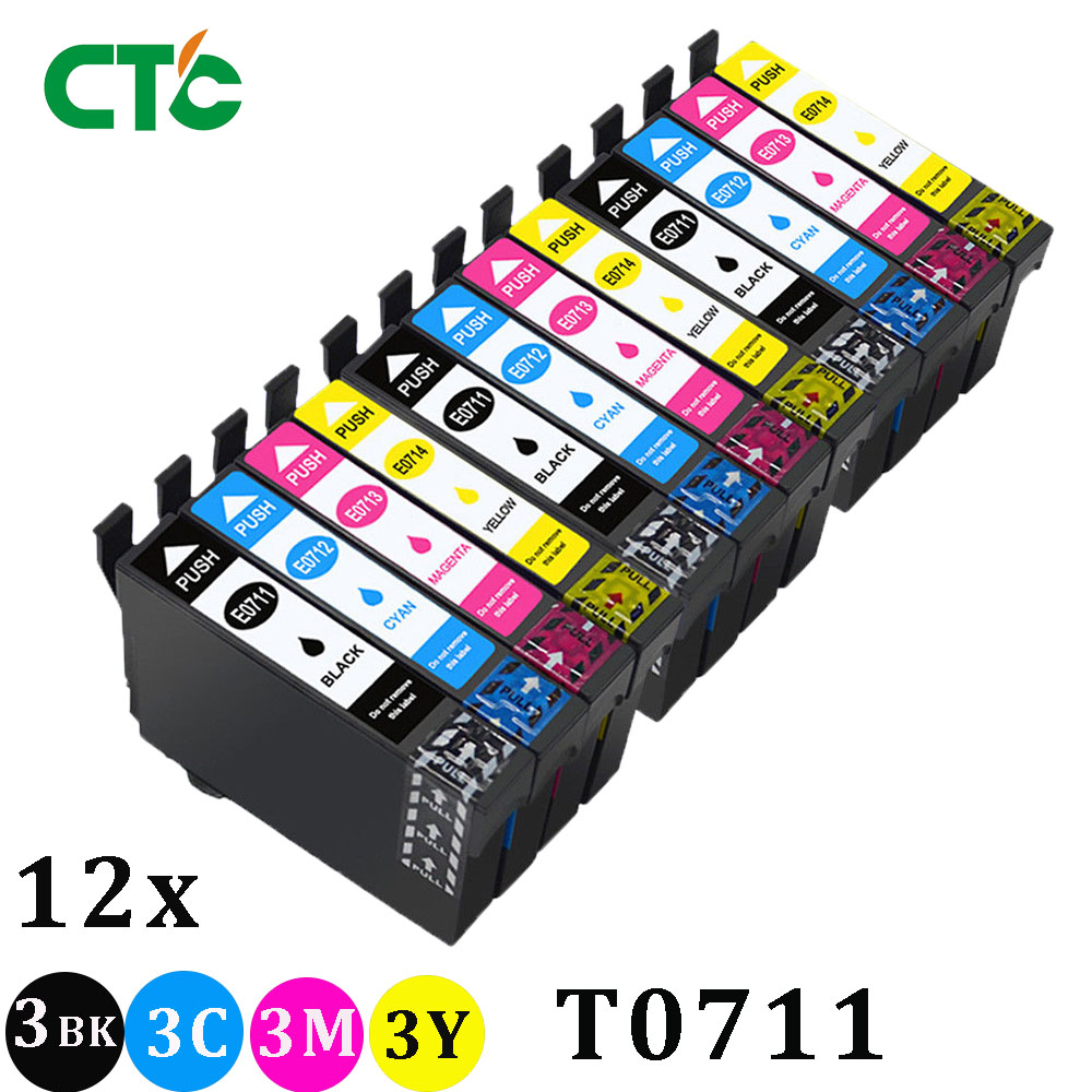 12x 89/71 T0711-T0714 T0715 compatible ink cartridge for EPSON Stylus SX215/SX218/SX400/SX405/SX405WiFi/SX410/SX415/SX510W print12x 89/71 T0711-T0714 T0715 compatible ink cartridge for EPSON Stylus SX215/SX218/SX400/SX405/SX405WiFi/SX410/SX415/SX510W print