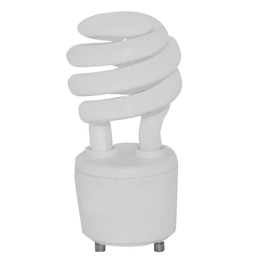 LEDGLE 13W LED Energy-saving Lamp Bulb Compact GU24 LED Bulbs Spiral Light Bulb, 60W Ordinary Bulb Equivalent, 2700K, 700lm
