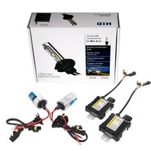 Ксеноновые H7 H4 H1 H11 HID комплект GK55 55 W серии ксеноновые лампы H8 HB3 HB4 881 D2S ксеноновые для автомобиля света фар 4300 K 6000 K 8000 K