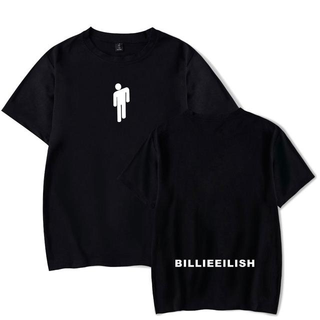 BILLIE EILISH T-SHIRT (15 VARIAN)