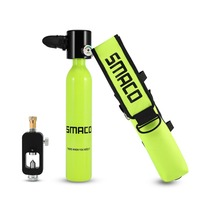 Diving Equipment Mini Scuba Diving Cylinder Scuba Oxygen Tank and Customized bag and