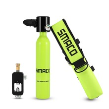 Diving Equipment Mini Scuba Cylinder Oxygen Tank and Customized bag