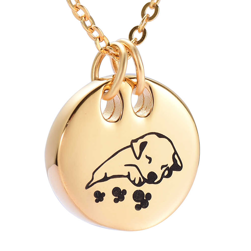 2017 новейший питомец (собака) урна для пепла Мемориальный кулон кремационной урны ожерелье 4 разных цветов hold Ashes погребальная урна ювелирные изделия