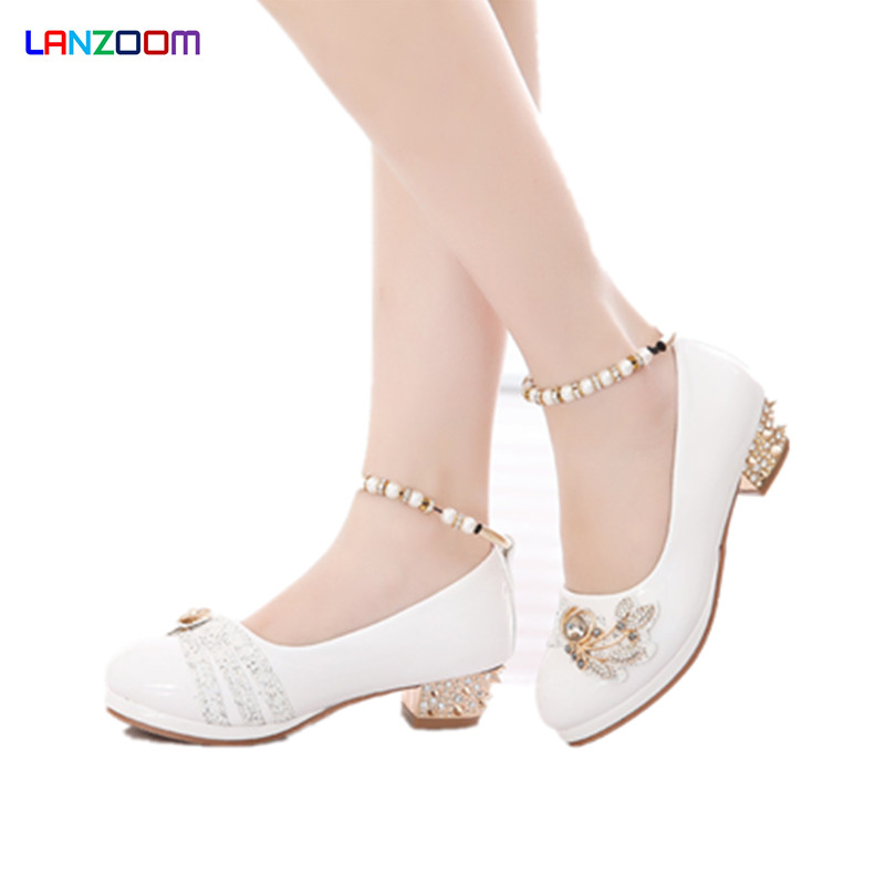 Aliexpress.com : Buy girls shoes 2016 spring princess