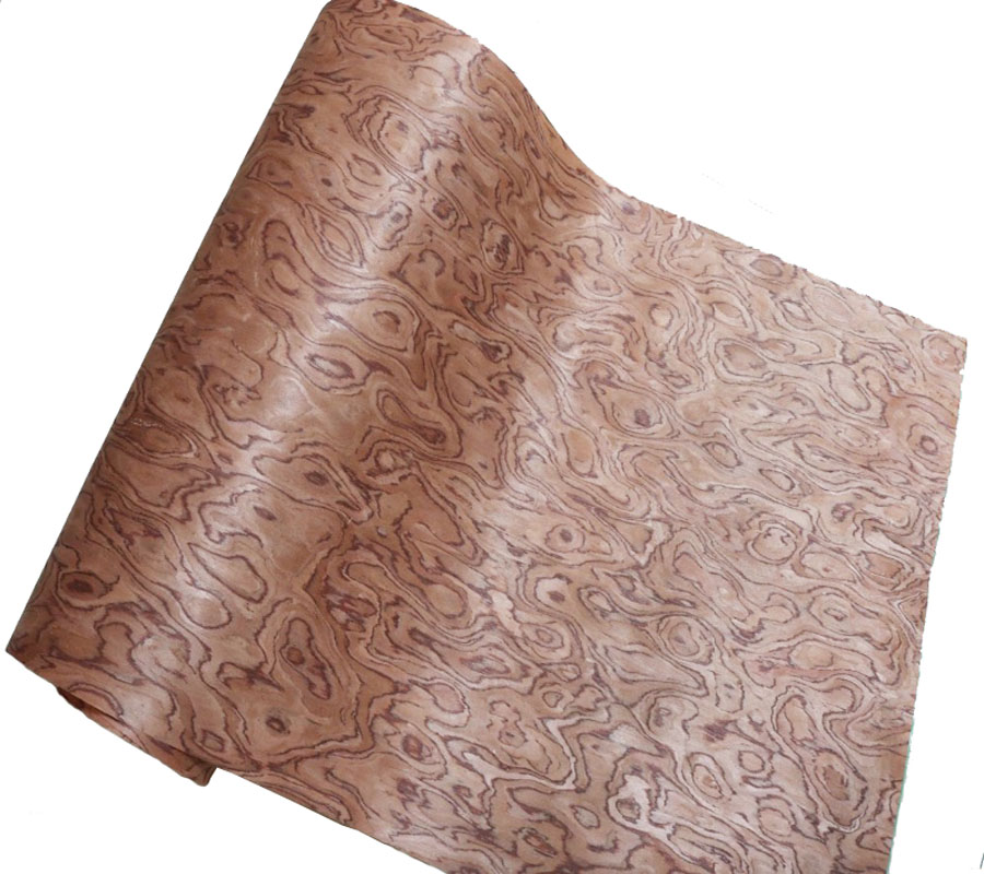 5Pieces L:2.5Meters Wide:60cm Thickness:0.25mm Spherical Rosewood Veneer Skin Furniture Speaker Wood Veneer