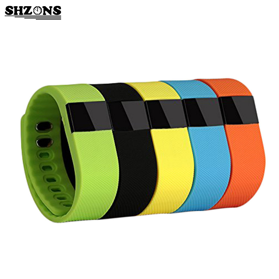 TW64 for ios android Bluetooth Smart Bracelet Band Wristband Fitness tracker Sport Activity Smartband 4 0