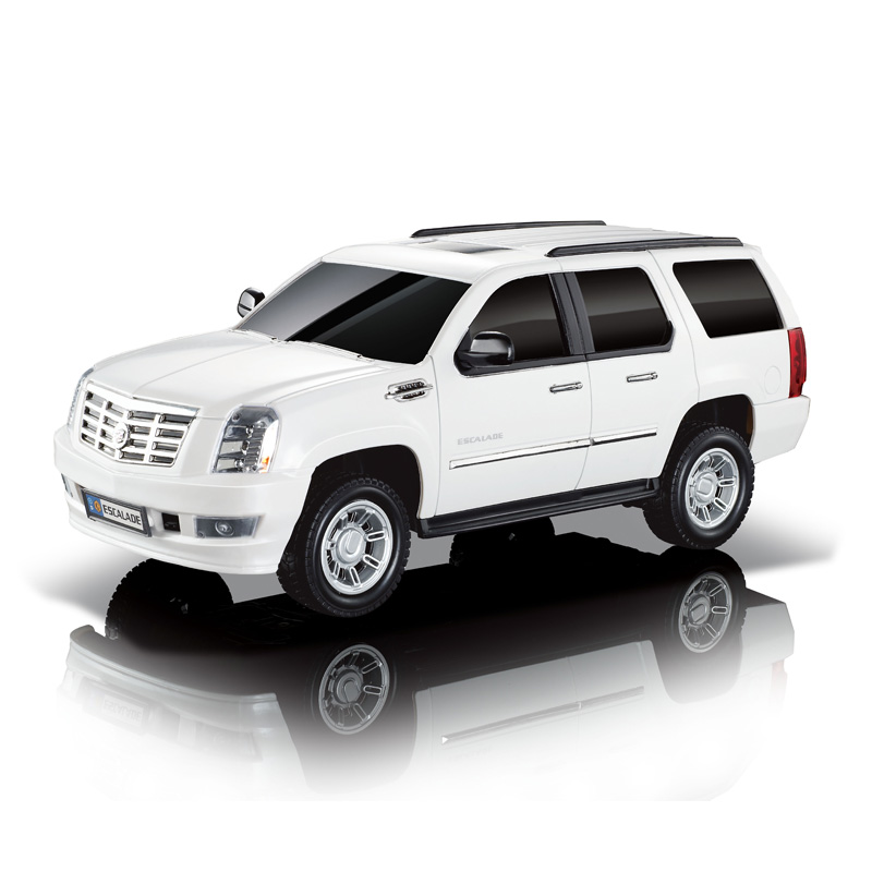 licensed 124 rc car model for cadillac escalade remote control radio control car kids toys for children christmas gift in rc cars from toys hobbies on