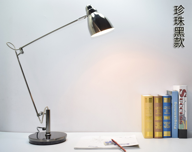 Desk lamps simple office desk computer design eye care study reading work drawing led desk lamp