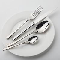 Geschirr Set Edelstahl Geschirr Luxus Besteck Vintage Qualität 24 Stücke Messer Gabeln Esszimmer Geschirr Westlichen Speisen