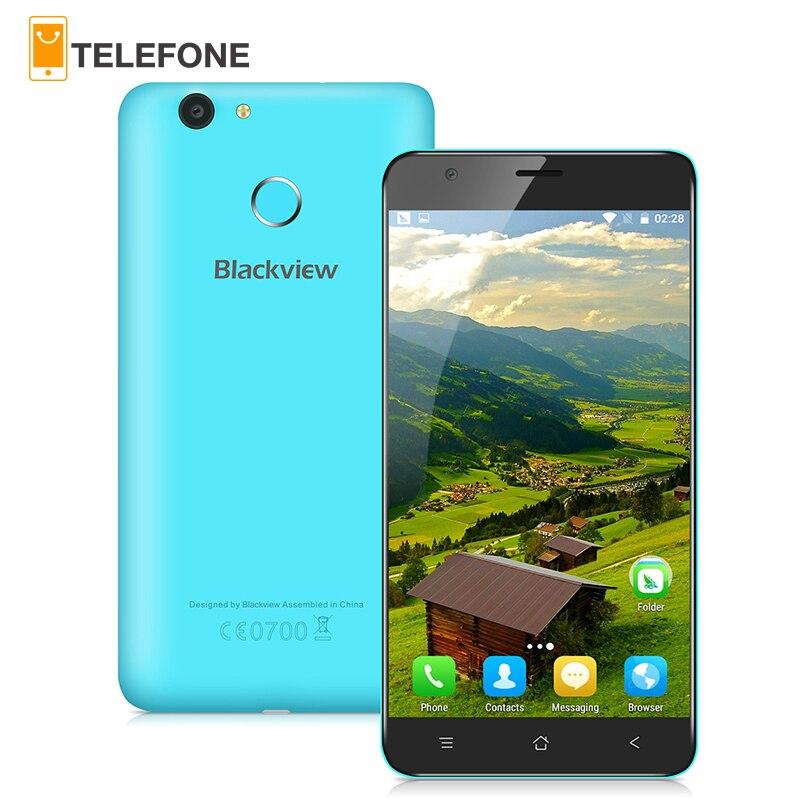 bilder für Freigesetzte Ursprüngliche Blackview E7 Smartphone 5,5 zoll Android 6.0 4G LTE MTK6737 Quad Core WCDMA 1 GB RAM 16 GB ROM 8MP Fingerprint