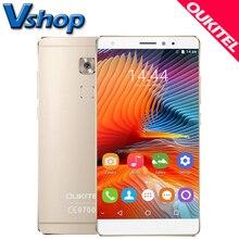 Оригинальный Oukitel U13 4 г мобильные телефоны Android 6.0 64 ГБ Встроенная память 3 ГБ Оперативная память восьмиядерный смартфон 1080 P 13MP Dual SIM 5.5 дюймов сотовый телефон